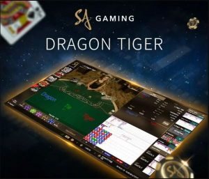 sa gaming dragon tiger